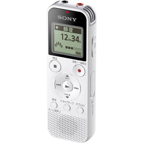 ICレコーダー PX ICD-PX470F/W [ステレオICレコーダー 4GB ホワイト]