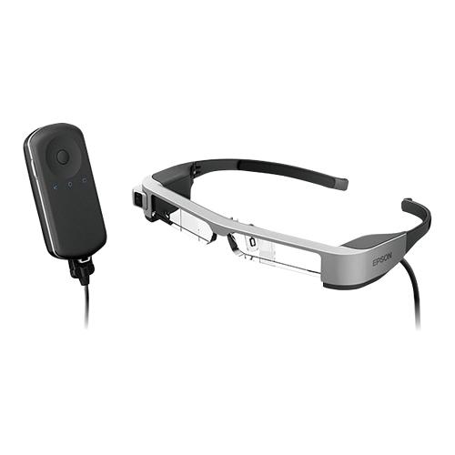 エプソン MOVERIO(モベリオ) BT-300 [スマートグラス/Wi-Fi/Bluetooth/Android5.1]