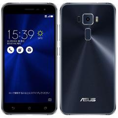 ASUS ZE520KL-BK32S3 [ZenFone 3 (メモリ3GB/ストレージ32GB) サファイアブラック]