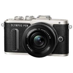 オリンパス PEN E-PL8 14-42mm EZ レンズキット BLK