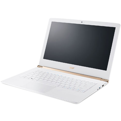 エイサー S5-371-F34Q/W [Aspire S 13(i3-6100U/4G/128GB SSD/13.3/Win10/パールホワイト)]
