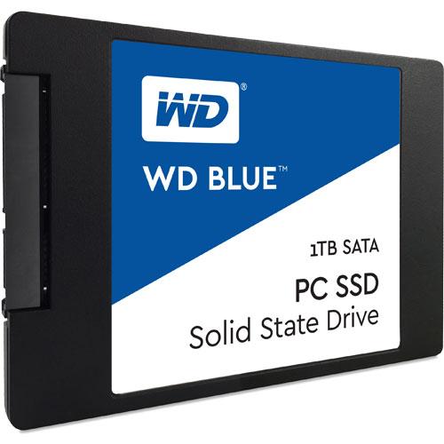ウエスタンデジタル WDS100T1B0A [WD Blue SSD(1TB 2.5インチ SATA 6G 7mm厚 3年保証)]