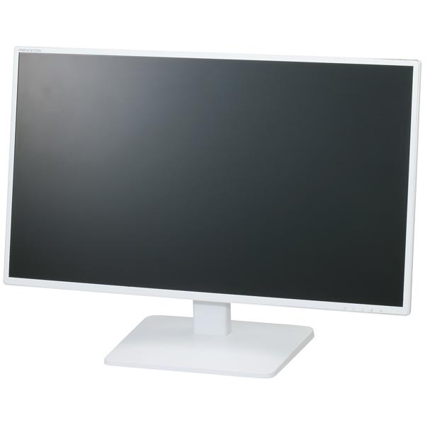 プリンストンテクノロジー PTFWLT-27W [広視野角LED27型ワイド液晶ディスプレイ (ホワイト)]