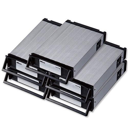 ラトックシステム SA3-TR5-BKX [REX-SATA3シリーズ用 交換トレイ(5個入)(ブラック)]