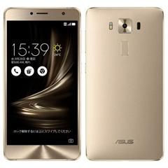 ASUS ZS550KL-GD64S4 [Zenfone 3 Deluxe (4GB/64GB/5.5/SIMフリー/ゴールド)]