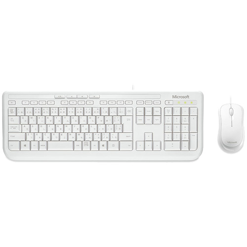 APB-00033 [Wired Desktop 600 Win White]