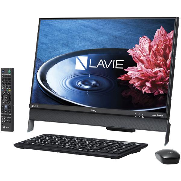 NEC LAVIE Desk All-in-one PC-DA370EAB [LAVIE Desk AiO - DA370/EAB ファインブラック]
