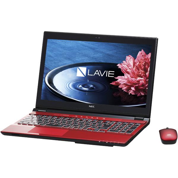 NEC PC-NS750EAR [LAVIE Note Standard - NS750 EAR レッド]
