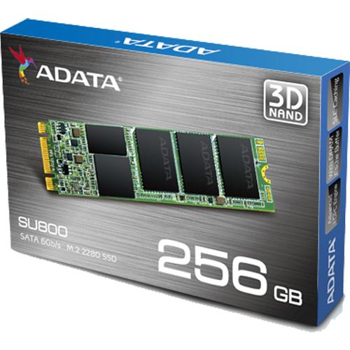 ADATA ASU800NS38-256GT-C [256GB SSD Ultimate SU800 M.2 2280 TLC(3D NAND) SATA 6G]