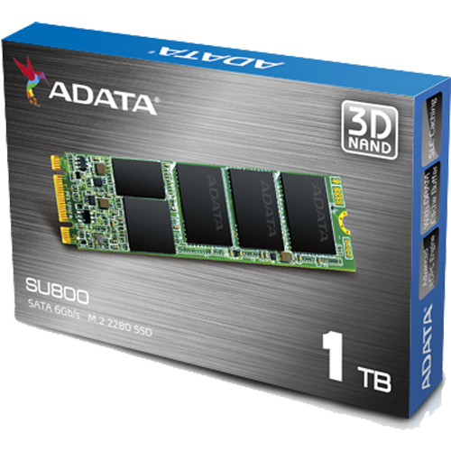 ADATA ASU800NS38-1TT-C [1TB SSD Ultimate SU800 M.2 2280 TLC(3D NAND) SATA 6G]