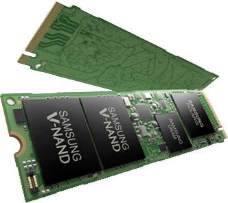 サムスン(SSD) MZVKW512HMJP-00000 [512GB SSD SM961 M.2(2280) NVMe PCI Express Gen3 x4]