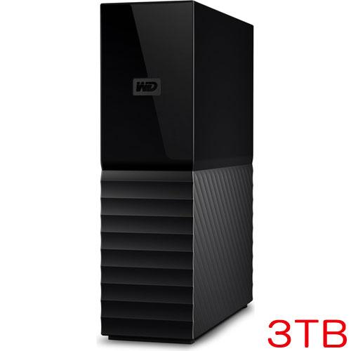 ウエスタンデジタル WDBBGB0030HBK-JESN [「My Book」(2016年モデル) 3TB 3年保証]