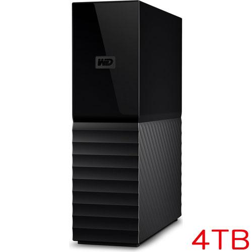 ウエスタンデジタル WDBBGB0040HBK-JESN [「My Book」(2016年モデル) 4TB 3年保証]