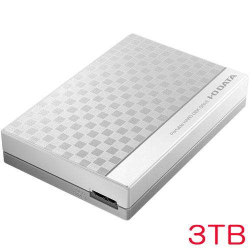 EC-PHU3W3D [USB 3.0/2.0対応ポータブルハードディスク3TB]