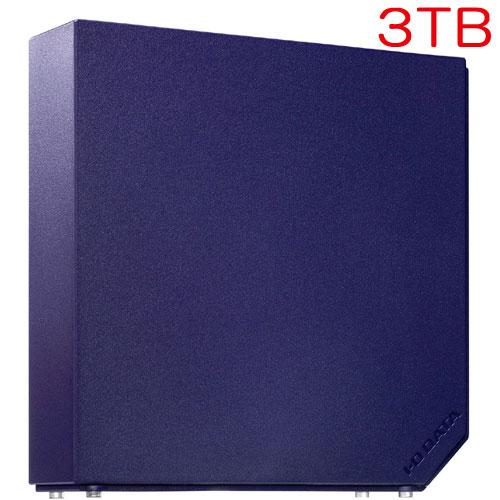 EX-HD3ELNV [USB 3.0/2.0対応 外付ハードディスク 3TB ミレニアム群青]