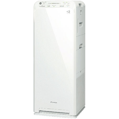 ダイキン MCK55T-W [加湿ストリーマ空気清浄機 (ホワイト)]