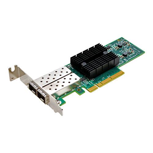 Synology E10G17-F2 [NAS サーバー用高速 デュアルポート 10GbE SFP+ アドインカード]