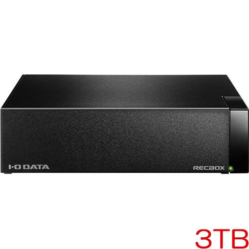 アイオーデータ HVL-S3 [DTCP-IPハイビジョンレコーディングHDD 「RECBOX」 3TB]