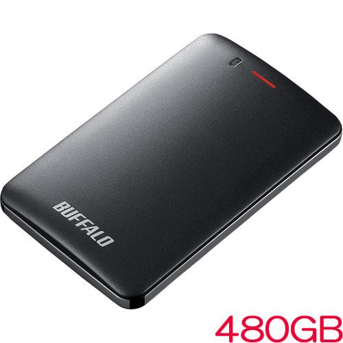 SSD-PM480U3-B/N [USB3.1(Gen1) ポータブルSSD 480GB WEB限定モデル]