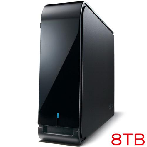 バッファロー DriveStation HD-LX8.0U3D [HW暗号機能 USB3.0用外付HDD 8TB]