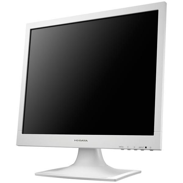 LCD-AD173SESW [5年保証 17型スクエア液晶ディスプレイ ホワイト]