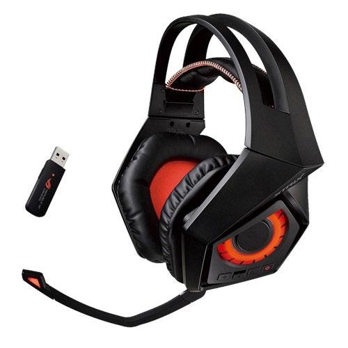ASUS STRIX Wireless [R.O.G.シリーズ ゲーマー向けワイヤレスヘッドセット 7.1chサラウンド対応]