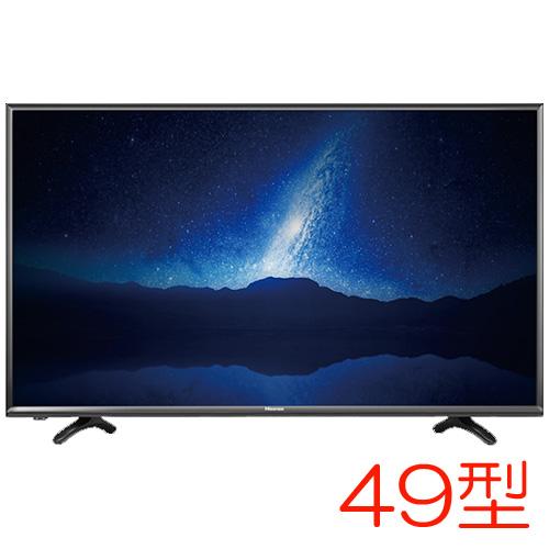 HJ49K3121 [49型フルハイビジョン液晶テレビ デジタル3波 LED]