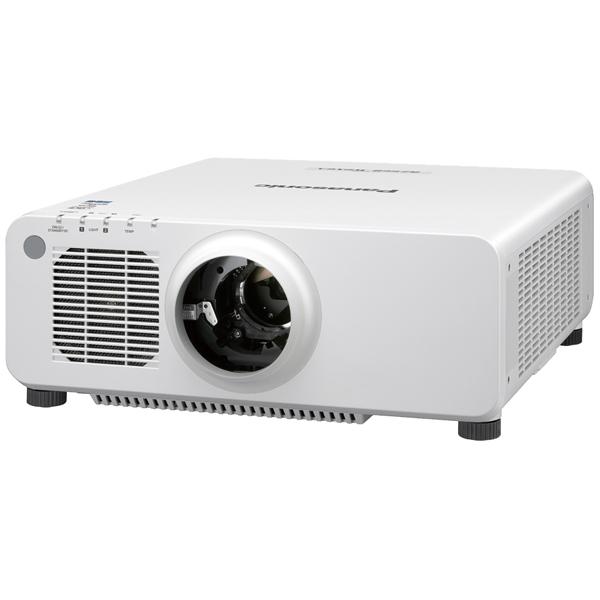 パナソニック PT-RZ660JLW [1チップDLP方式プロジェクター (ホワイト) レンズ別売]
