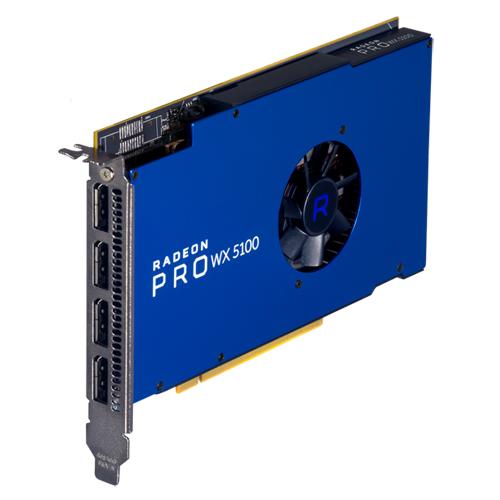 ACUBE RP51-8GER [AMD Radeon Pro WX5100 8GB GDDR5]