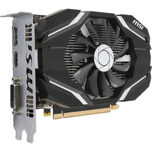 MSI Computer GeForce GTX 1050 2G OC