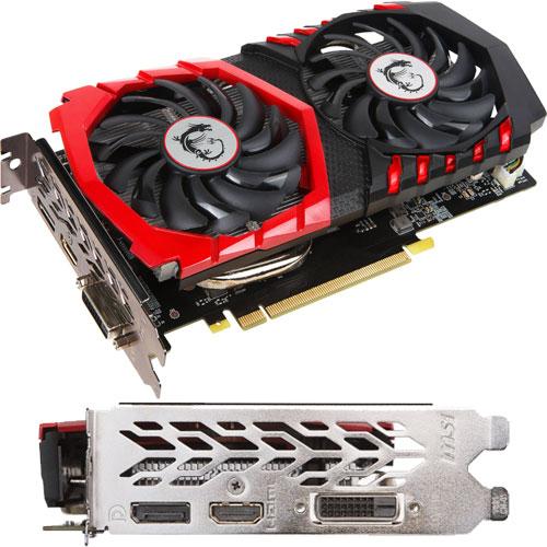 MSI Computer GeForce GTX 1050 Ti GAMING X 4G