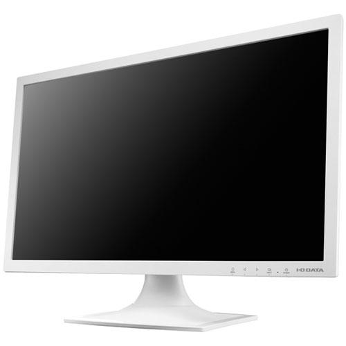 アイオーデータ LCD-MF211ESW [20.7型ワイド液晶ディスプレイ(スピーカー搭載) ホワイト]