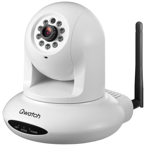 アイオーデータ TS-WPTCAM2 TS-WPTCAM2 [有線/無線LAN対応ネットワークカメラ 「Qwatch」]