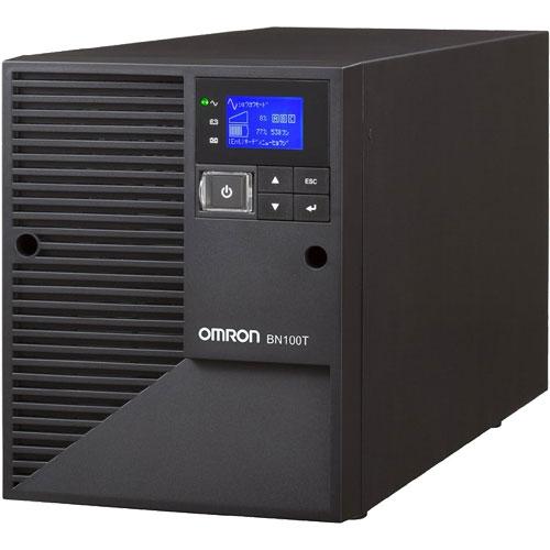 オムロン POWLI BN100TK3 [UPS BN100T 3Yオンサイト(翌営業日)付]
