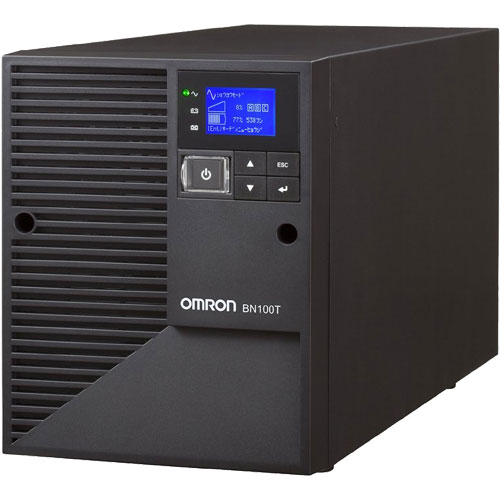 オムロン POWLI BN100TK7 [UPS BN100T 7Yオンサイト(翌営業日)付]
