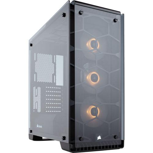コルセア CC-9011098-WW [ATX ミドルタワーケース Crystal Series 570X RGB]