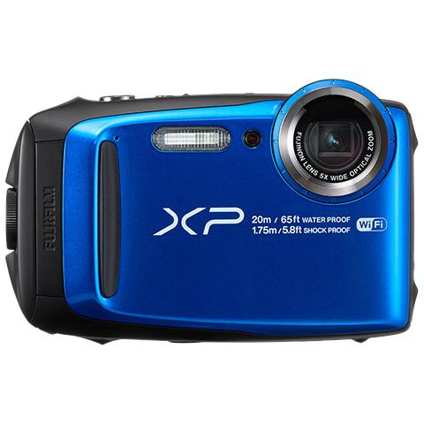 FX-XP120BL [FinePix XP120 ブルー]