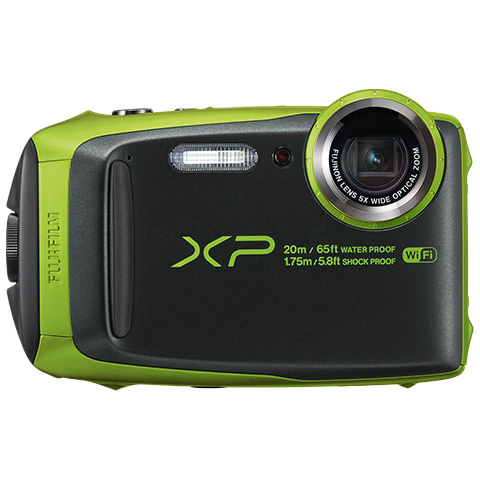 FX-XP120LM [FinePix XP120 ライム]