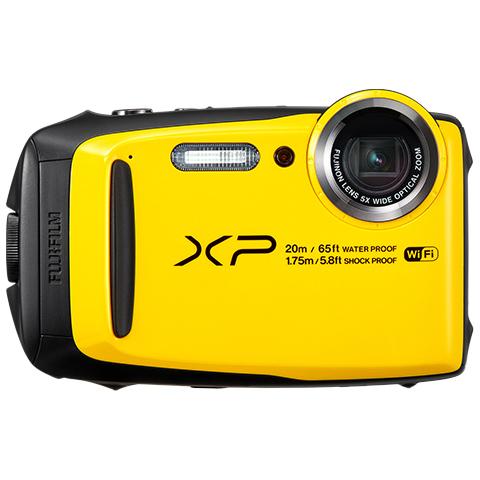 FX-XP120Y [FinePix XP120 イエロー]