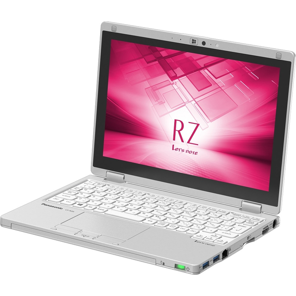 パナソニック CF-RZ6HFLPR [Let's note RZ6 店頭モデル(i5/10H/SV/LTE)]