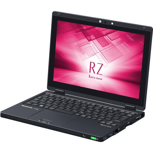 パナソニック CF-RZ6HFMQR [Let's note RZ6 店頭モデル(i5/10P/BK/LTE)]