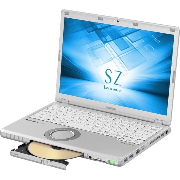 パナソニック CF-SZ6HDLQR [Let's note SZ6 店頭モデル(i5/SM/10P/SV)]