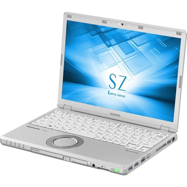 パナソニック CF-SZ6HDYPR [Let's note SZ6 店頭モデル(i5/10H/SV)]