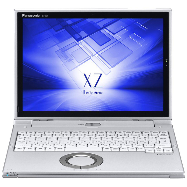 パナソニック CF-XZ6HD1VS [Let's note XZ6 法人モデル(i5/10P/電S)] ビジネスPC