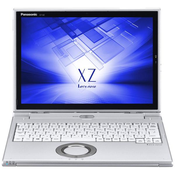 パナソニック CF-XZ6RD4VS [Let's note XZ6 法人モデル(i5/10P/顔/電L)] ビジネスPC