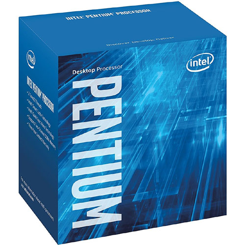 インテル BX80677G4600 [Pentium G4600 (2コア/4スレッド、3M Cache、3.60GHz、TDP 51W、LGA1151、HD Graphics 630)]