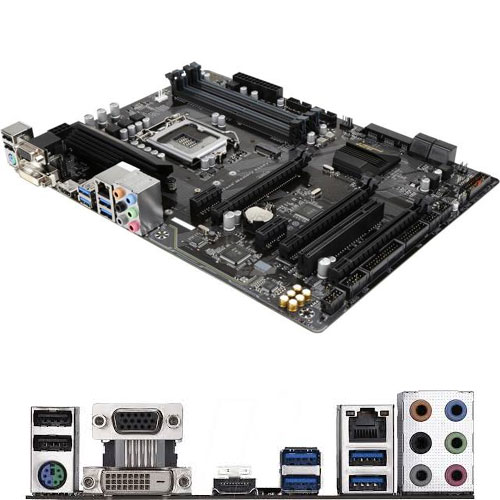 ギガバイト GA-H270-HD3 [マザーボード Intel H270/LGA1151/DDR4/USB 3.1/ATX]