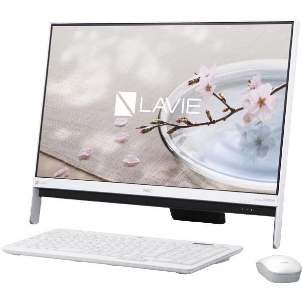 NEC LAVIE Desk All-in-one PC-DA350GAW [LAVIE Desk AiO - DA350/GAW ファインホワイト]