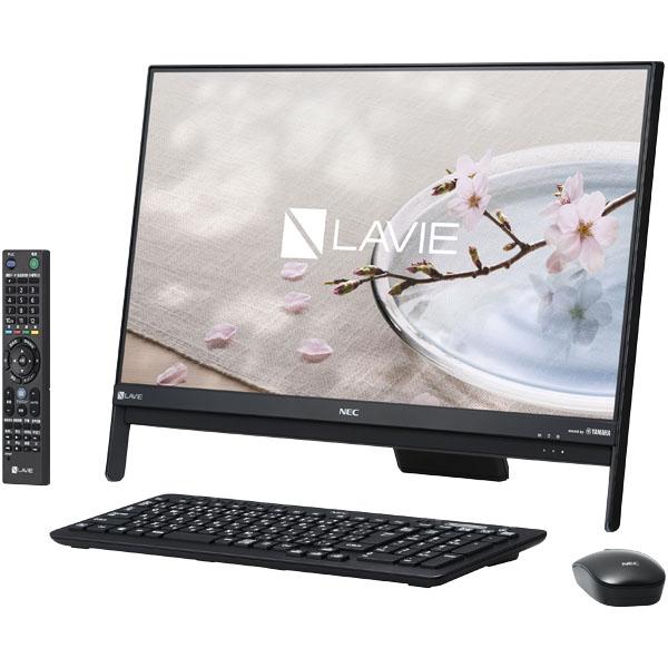NEC LAVIE Desk All-in-one PC-DA570GAB [LAVIE Desk AiO - DA570/GAB ファインブラック]