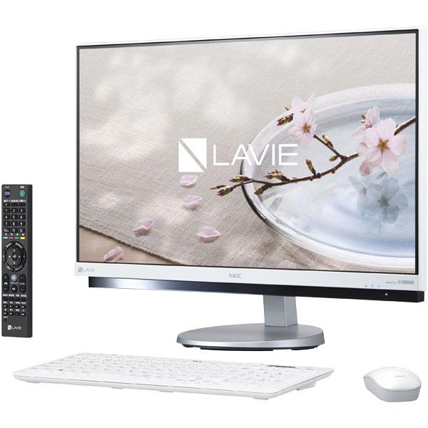 NEC LAVIE Desk All-in-one PC-DA770GAW [LAVIE Desk AiO - DA770/GAW ファインホワイト]